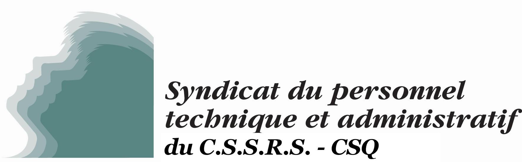 Syndicat du personnel technique et administratif de la C.S.R.S. (SPTA-CSQ)